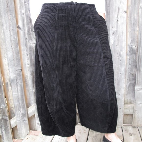 Motion trousers (black cord)